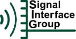 Signal Interface Group (SIG) logo